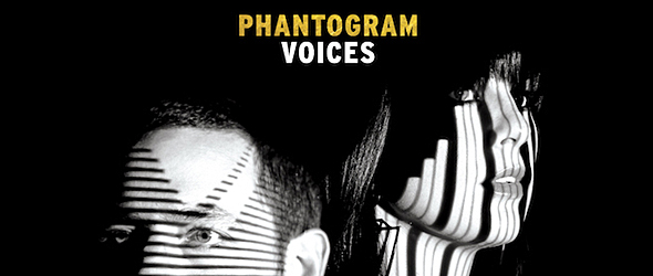 Voices album cover1 - Phantogram - Voices (Album Review)