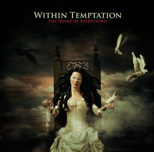 Within Temptation   The Heart of Everything 2007 - Interview - Sharon den Adel of Within Temptation