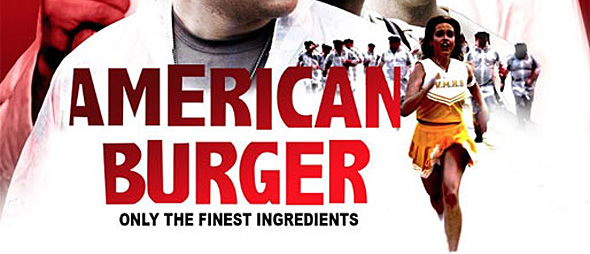 american slide - American Burger (Movie Review)