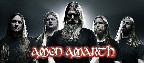 amon amarth slide - Interview - Olavi Mikkonen of Amon Amarth