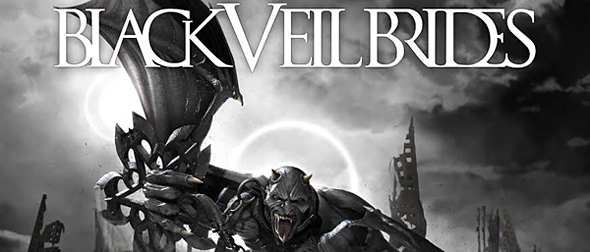 black veil brides IV edited 1 - Black Veil Brides - Black Veil Brides IV (Album Review)