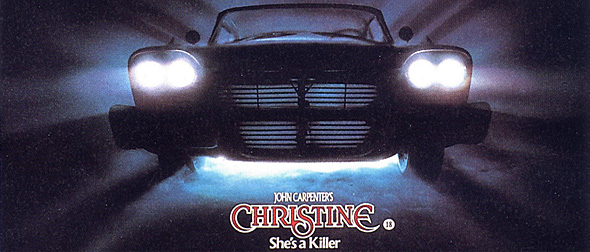 christine slide 1 - This Week in Horror Movie History - Christine (1983)