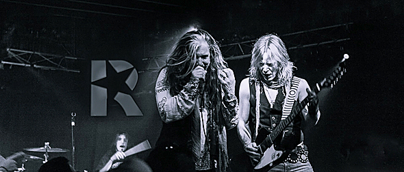 corabi slide - John Corabi unleashes on Revolution Bar & Music Hall Amityville, NY 12-13-14