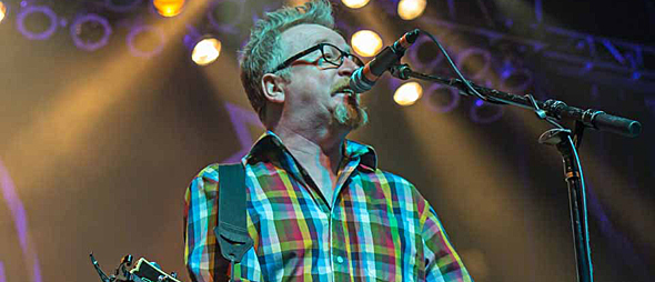 flogging for slide 2 - Flogging Molly light up The Paramount Huntington, NY 11-28-14