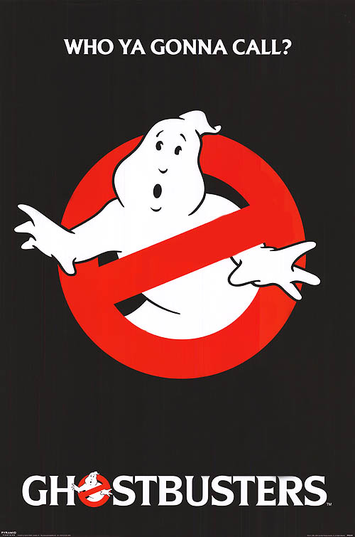 ghostbusters poster - Fighting ghosts 30th years later: Reflecting on Ghostbusters