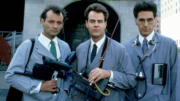 ghostbusters - Fighting ghosts 30th years later: Reflecting on Ghostbusters