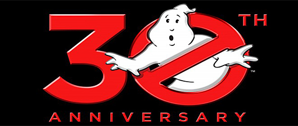 ghostbusters 30th anniversary logo 660x486 - Fighting ghosts 30th years later: Reflecting on Ghostbusters