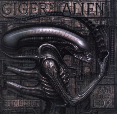gigersalien - Reflecting on H.R. Giger - The Fantasy artist of a lifetime