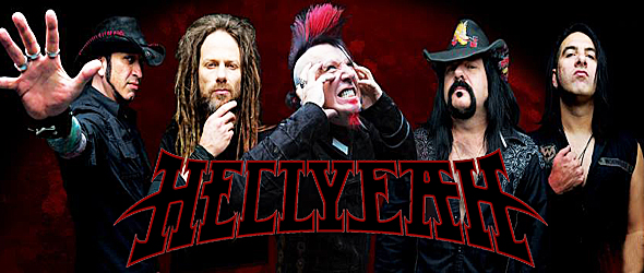 hellyeah slide 2 - Interview - Chad Gray of Hellyeah & Mudvayne