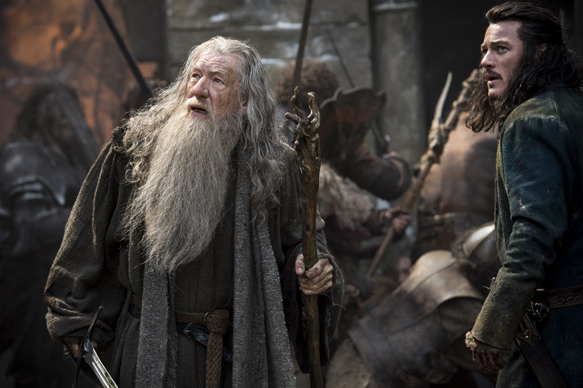 hobbit 2 - The Hobbit: The Battle of the Five Armies (Movie Review)