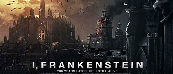 i frankenstein slide edited 2 - I, Frankenstein (Movie Review)