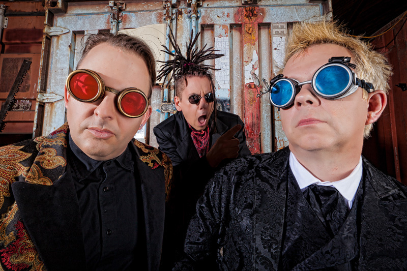 information society photo - Information Society - _hello world (Album Review)