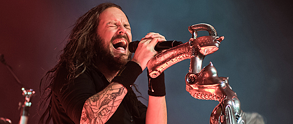 korn slide the paramount - Korn triumph in return to The Paramount Huntington, NY 12-8-14