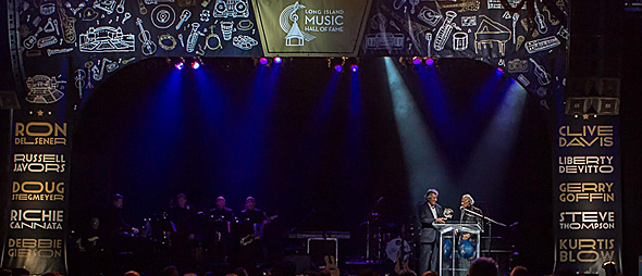 long island - Long Island Music Hall of Fame Induction Awards Gala 10-23-14 The Paramount Huntington, NY
