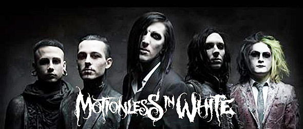 motionless slide - Interview - Chris Motionless of Motionless in White