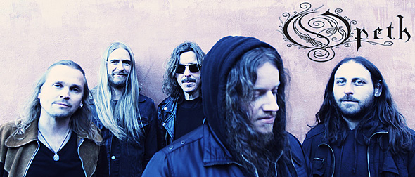 opeth slide - Opeth & In Flames astound The Marquee Theatre Tempe, AZ 12-10-14