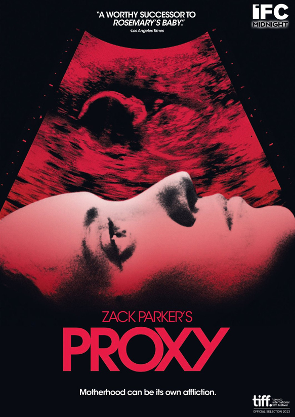 proxy movie poster 2 - CrypticRock Presents: Top 10 Horror Films of 2014