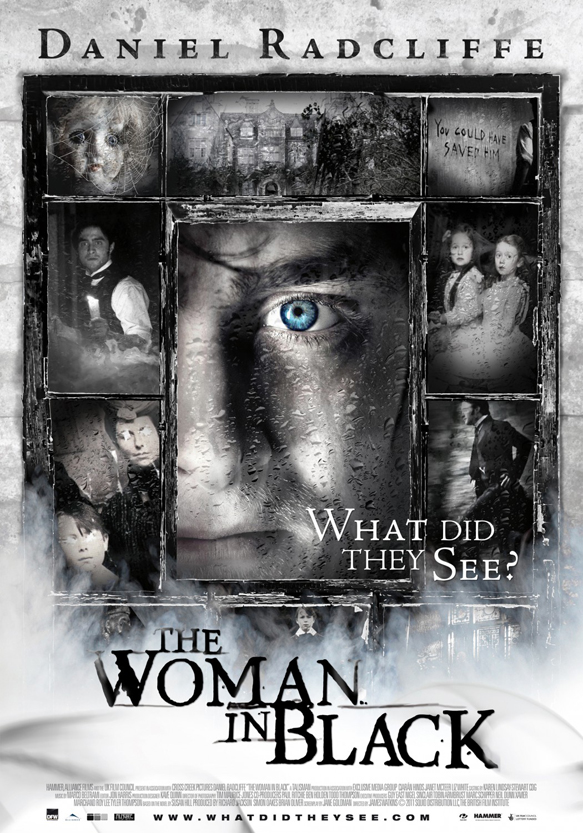 the woman in black movie poster 3 - Interview: Tom Harper talks The Woman in Black 2