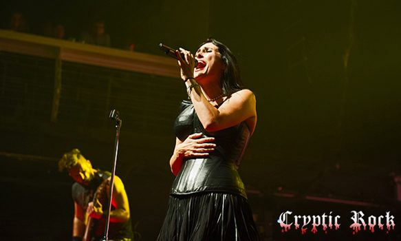 within temptation 7 1 - Interview - Sharon den Adel of Within Temptation