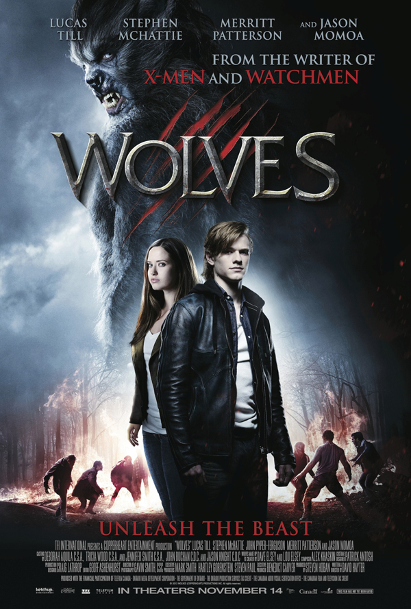 wolves poster - Wolves (Movie Review)