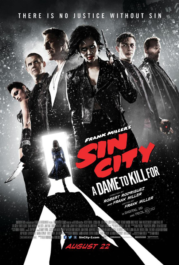 Frank Millers Sin City A Dame To Kill For - Sin City: A Dame to Kill For (Movie Review)