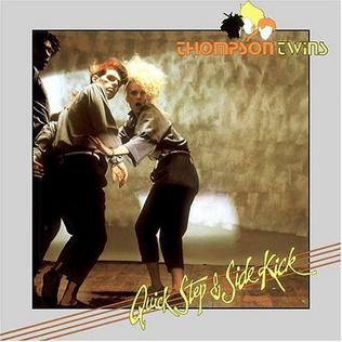 Quick Step  Side Kick - Interview - Tom Bailey of Thompson Twins