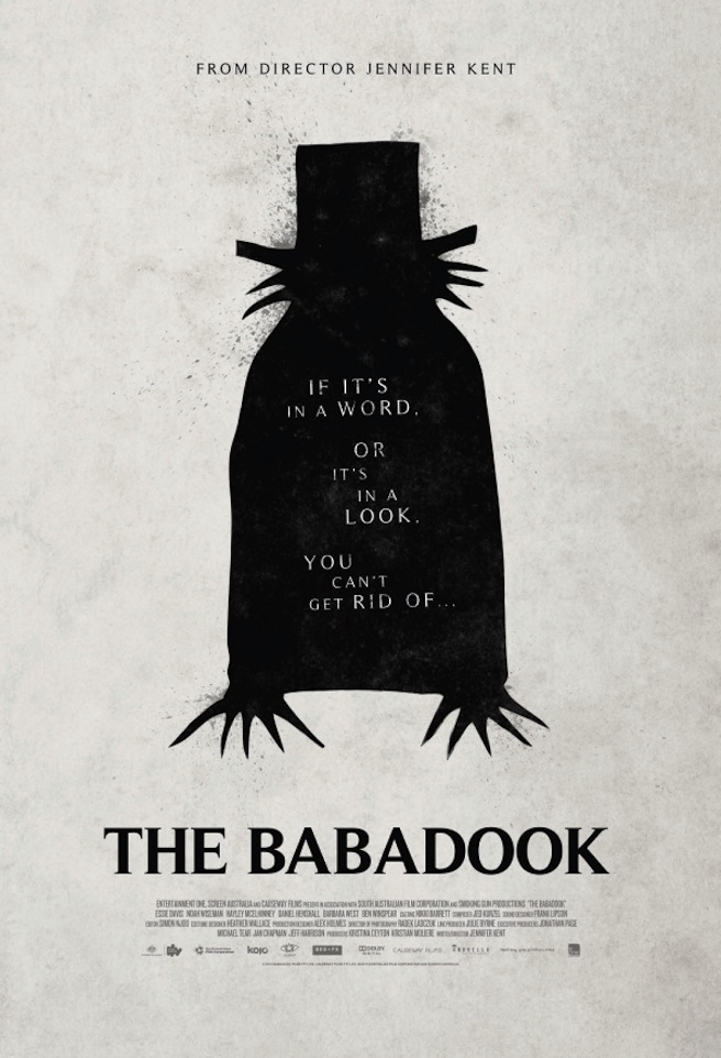 The Babadook Poster - The Babadook (Movie Review)