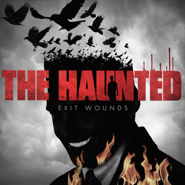 The Haunted Exit Wounds - The Haunted - Exit Wounds (Album Review)