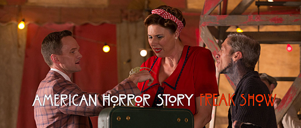 ahs newest slide - American Horror Story: Freak Show - Orphans & Magical Thinking (Episode 10/11 Review)