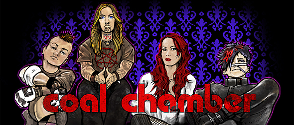 coal chamber interview - Interview - Dez Fafara of Coal Chamber