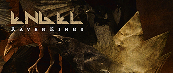 engel album cover edited 1 - Engel - Raven Kings (Album Review)