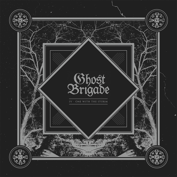 ghost brigade cover - Ghost Brigade - IV: One with the Storm (Album Review)