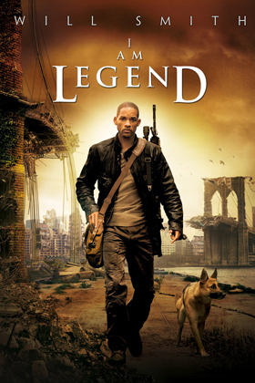 i am legend - Favorite Horror Movies Revealed: James Durbin