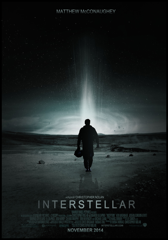interstellar movie poster - Interview - Rich Meyer of Highly Suspect