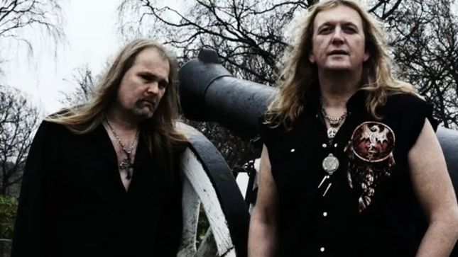 jorn lande and trond holter present dracula 20150121175935 - Jorn Lande & Trond Holter present Dracula: Swing of Death (Album Review)