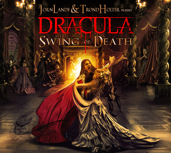 jorn lande - Jorn Lande & Trond Holter present Dracula: Swing of Death (Album Review)
