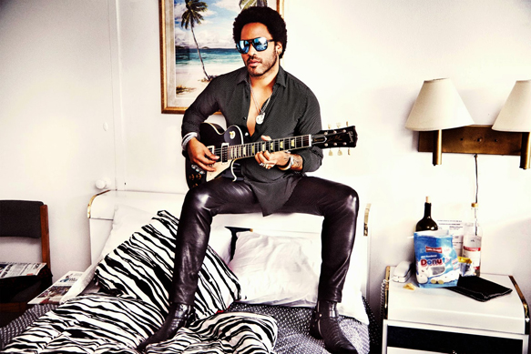 lenny kravitz 2014 - Lenny Kravitz - Strut (Album Review)