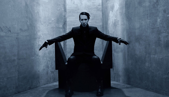 marilyn manson 2015 - Marilyn Manson - The Pale Emperor (Album Review)