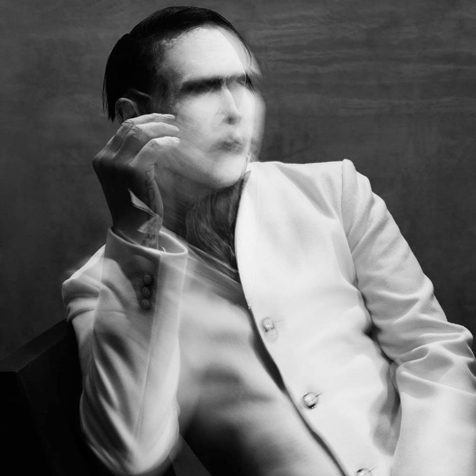 marilyn manson album cover - Marilyn Manson - The Pale Emperor (Album Review)