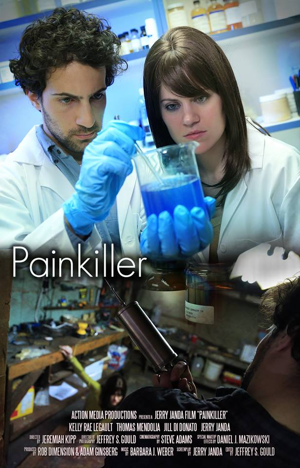 painkiller moovie poster - Painkiller (Movie Review)