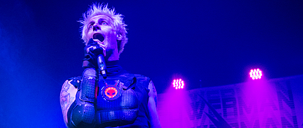 powerman mesa for slide - Powerman 5000 lift off in Mesa, AZ 1-13-15 w/ (hed) p.e.