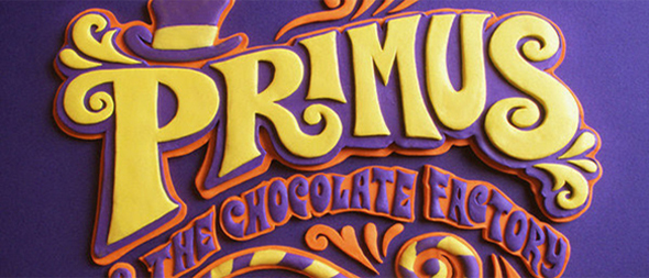 primuschocolatelp edited 1 - Primus - Primus & the Chocolate Factory with the Fungi Ensemble (Album Review)