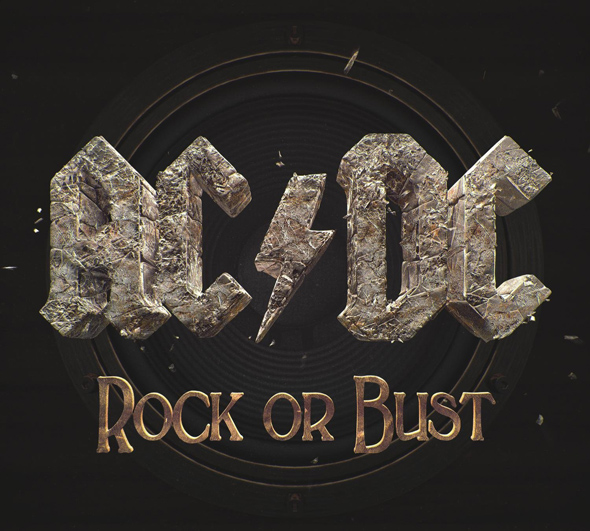 rock or bust album cover - AC/DC - Rock or Bust (Album Review)