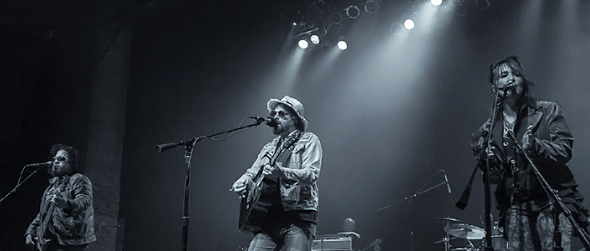 rusted root slide - Rusted Root jam at The Paramount Huntington, NY 12-27-14