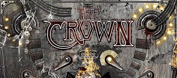 the crown slide - The Crown - Death Is Not Dead (Album Review)