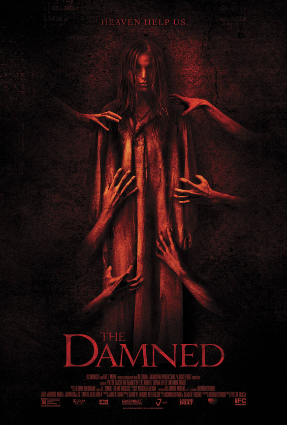 thedamned poster - The Damned (Movie Review)