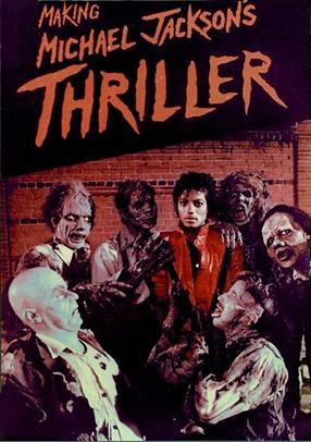 thriller - Favorite Horror Movies Revealed: James Durbin