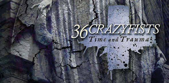 36 crazyfists edited 1 - 36 Crazyfists - Time and Trauma (Album Review)
