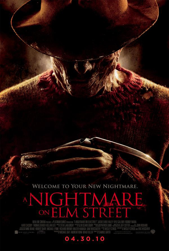A Nightmare on Elm Street movie poster - The Anatomy of a Remake: A Nightmare on Elm Street