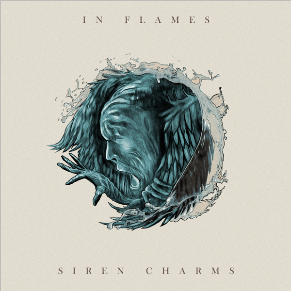 Album Cover Low Res - Interview - Niclas Engelin of Engel & In Flames